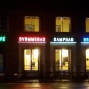 Aarhus, Nachts